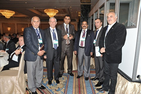 Al-Anbar 2nd Annual International Investment Conference 2011, Turkey